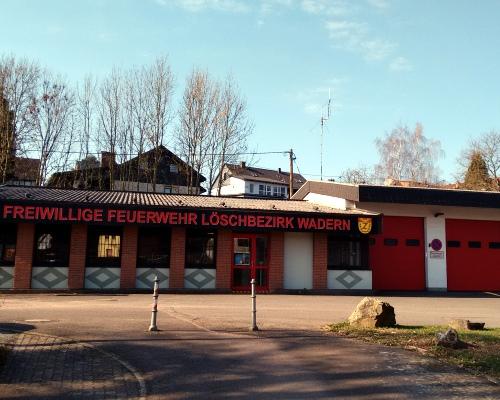 Feuerwehr Wadern