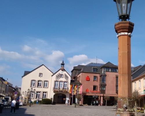Marktplatz Stadt Wadern
