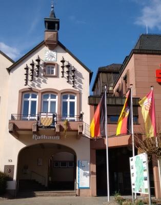 Rathaus Stadt Wadern
